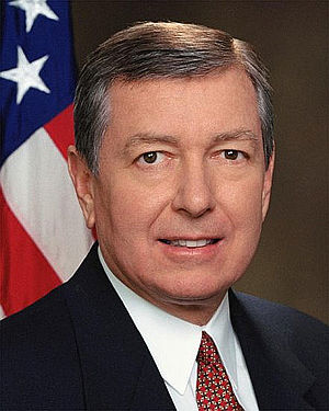 John Ashcroft, 50th Governor of Missouri, U.S....