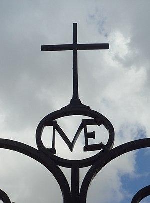 Symbol of the Mission Etrangeres de Paris