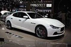 Maserati Ghibli - AutoShanghai 2013 (01).JPG
