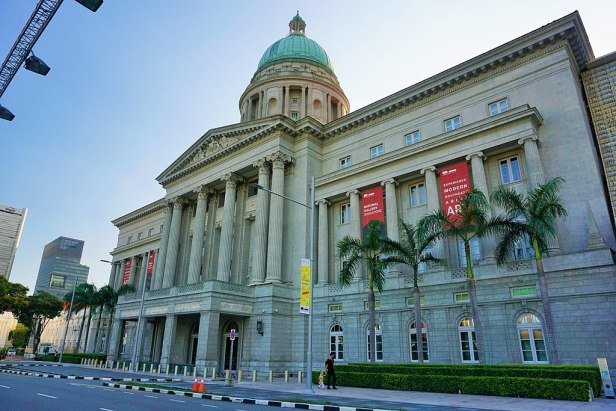 National Gallery Singapore - Joy of Museums - External