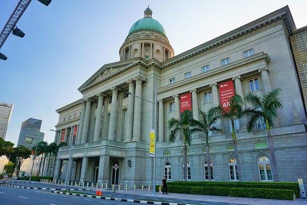 National Gallery Singapore - Joy of Museums - External