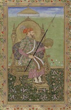 The Emperor Shajahan