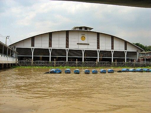 Royal Barge National Museum - Bangkok