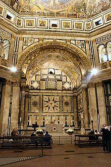 Battistero Di San Giovanni Firenze Wikipedia