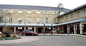 English: Weetwood Hall Hotel