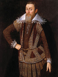 Retrato de Lord Monteagle, John de Critz, El Viejo (1615)