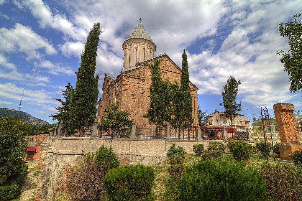 Թիֆլիսի Սուրբ Էջմիածին Եկեղեցին