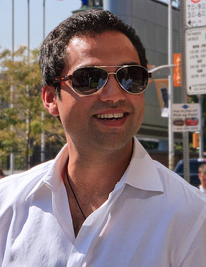 English: Abhay Deol at the 2009 Toronto Intern...