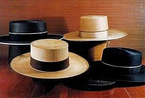 Sombreros cordobeses.