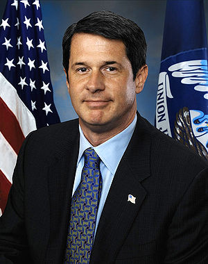 Louisiana Senator David Vitter. An official ph...