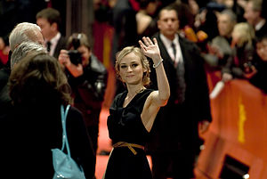 Diane Kruger, Member of the international jury...