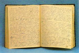 Diary of Leo Tolstoy