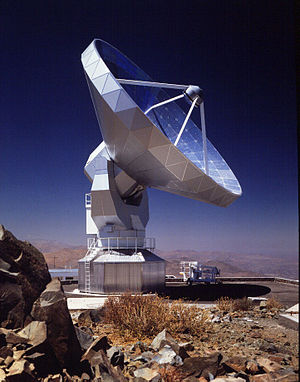 The Swedish ESO Submillimetre Telescope at La ...