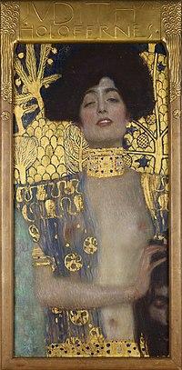 Judith and the Head of Holofernes - Gustav Klimt ile ilgili görsel sonucu