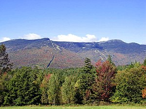 Description: Photograph of Mount Mansfield Sou...