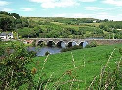 New Bridge over the River Ilen
