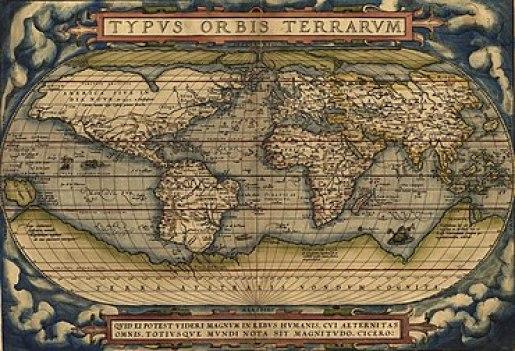 Resultado de imagem para mapa mundi grandes navegações