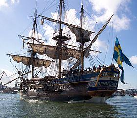 Götheborg armada rouen