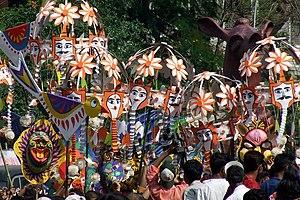 Pohela Boishakh (Bengali new year) celebration...