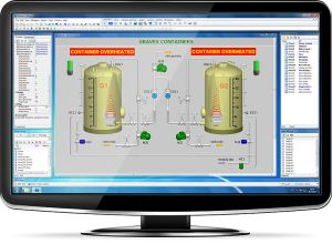 What is SCADA System:SCADA Hardware, Software Architecture