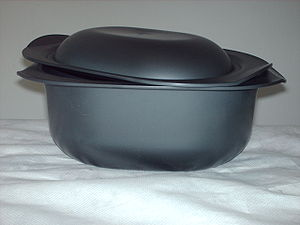 One of the Tupperware's Ultraplus line product