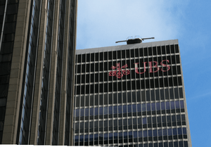 English: UBS Investment Bank's Offices at 1285...