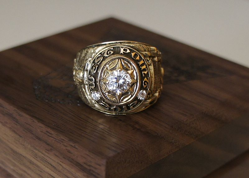 West Point ring