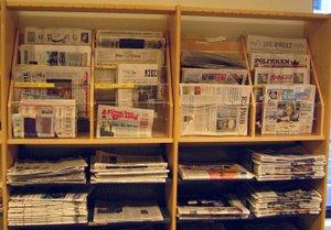 Ulike aviser