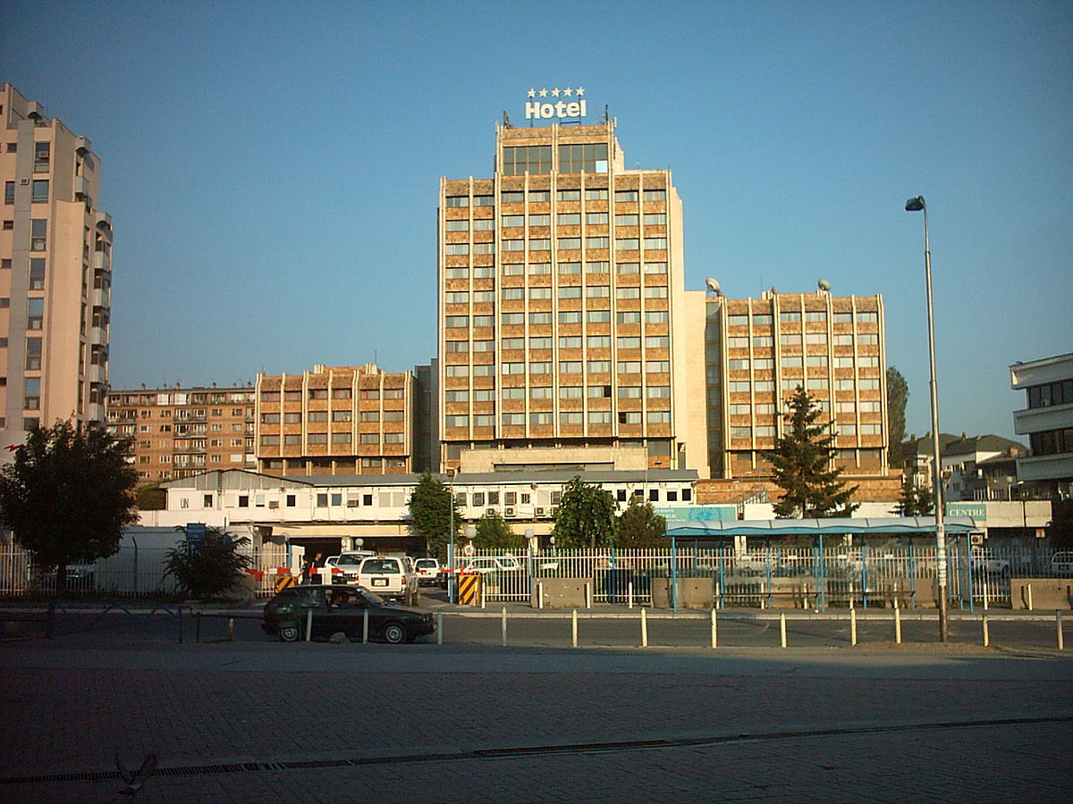 Grand Hotel Prishtina Wikipedia