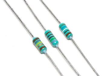 3 Resistors