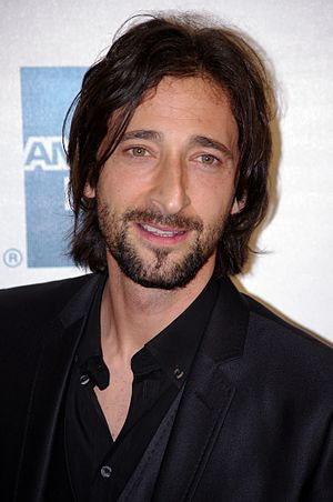 English: Adrien Brody at the 2011 Tribeca Film...