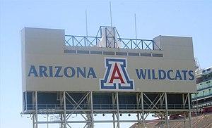 Arizona Stadium - University of Arizona