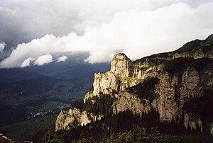 Mount Ceahlău—Piatra Lată din Ghedeon Author: ...
