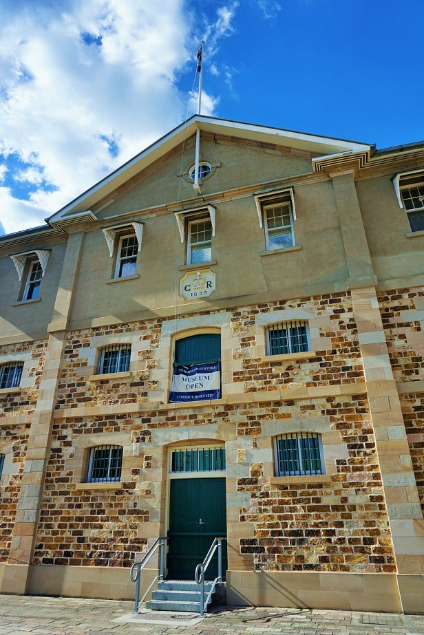 Commissariat Store, Brisbane - Joy of Museums - External
