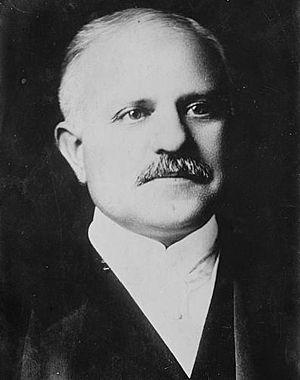Daniel Guggenheim (1856 – 1930), American indu...