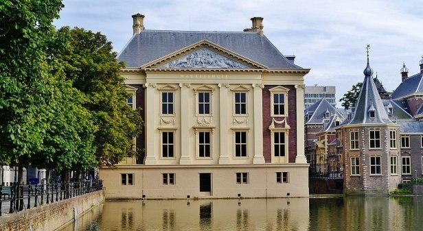 Den Haag Binnenhof Mauritshuis 2