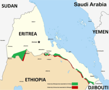 Eritrean–Ethiopian War Map 1998.png