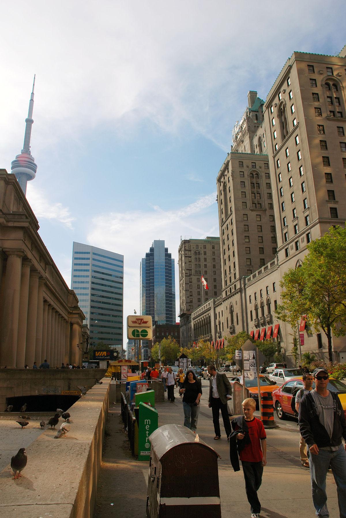 Architecture Of Toronto Wikipedia