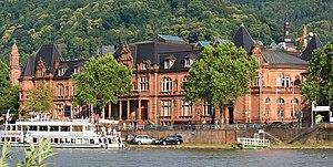 Heidelberg, Stadthalle