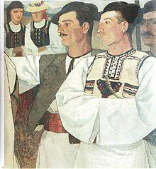Romanian Dress Wikipedia