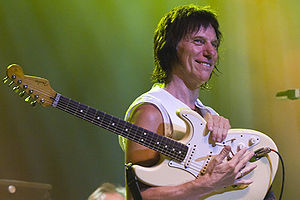 Jeff Beck at the Enmore Theatre Sydney, Austra...