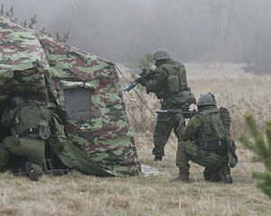 English: Special Operations Unit of Lithuanian...
