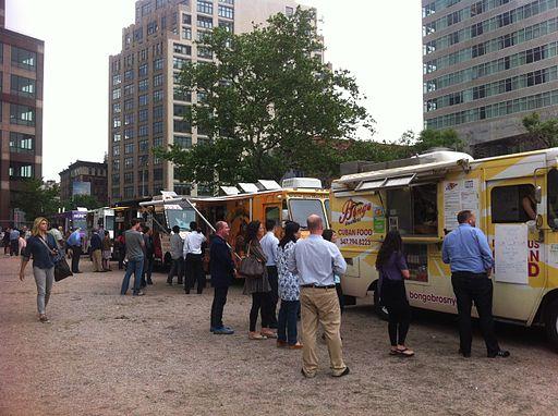 LentSpace - Food trucks