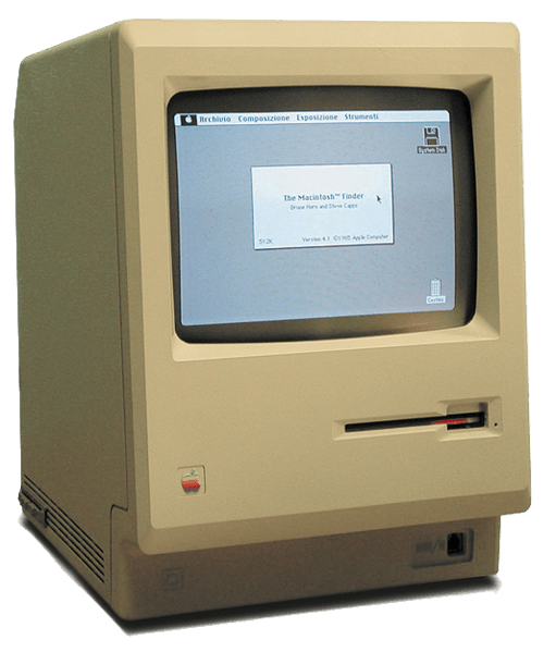 25 Years of the Mac
