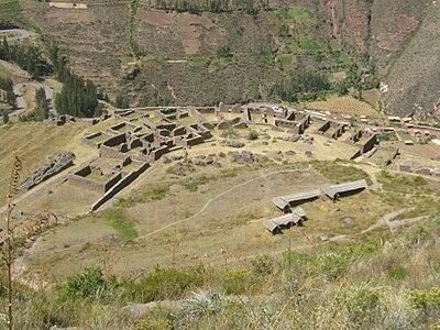 Panorámica del Valle Sagrado