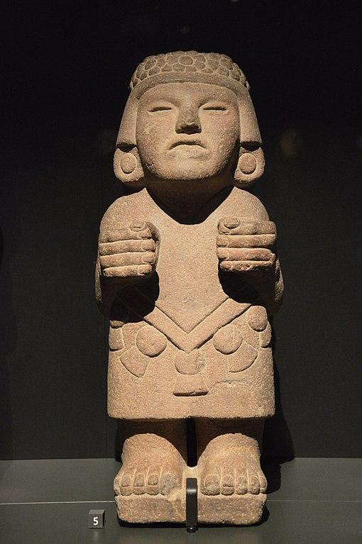 File Sculpture Anthropomorphe De D 233 Esse Azt 232 Que Mus 233 E Du