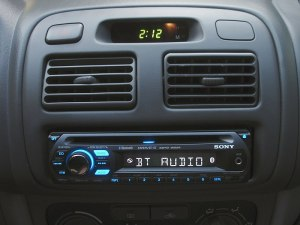 Car stereo head unit install for 2001 CE Questions