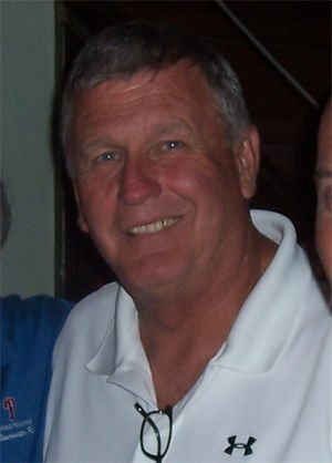 Photo of former MLB pitcher Tommy John, taken ...