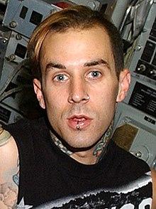 Barker in 2003
