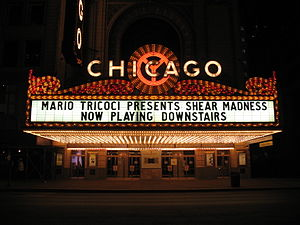 English: Chicago Theater
